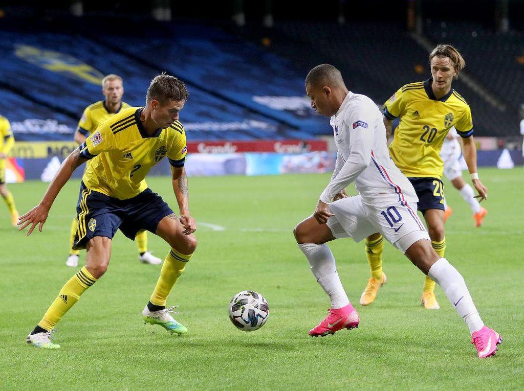 Link Live Streaming Prancis Vs Swedia