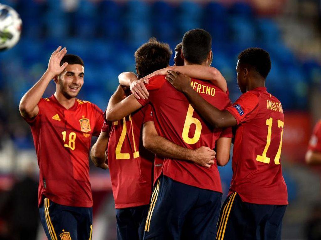 Akhir Era Dominasi Real Madrid & Barcelona di Timnas Spanyol