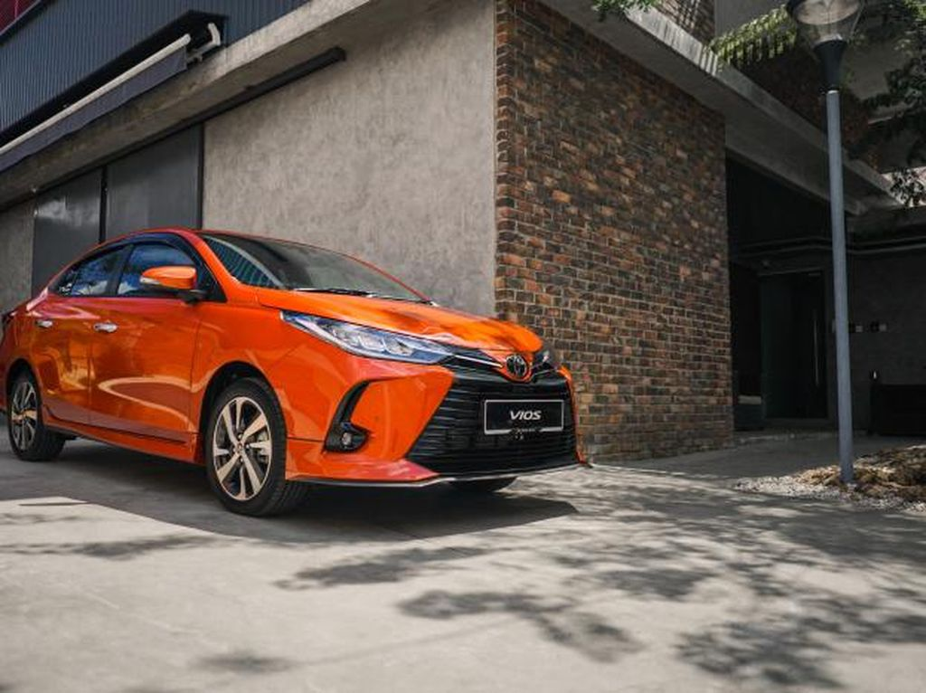 Mobil Taksi Toyota Vios Dapat Fitur Keselamatan Canggih, Harga Rp 250 Jutaan