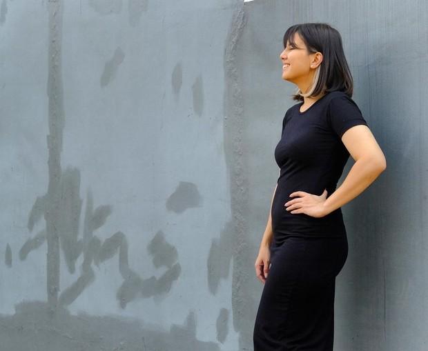 Tya Ariestya terlihat makin langsin dengan outfit hitam/instagram.com/tya_ariestya
