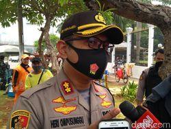 Buruh Demo Lagi di DPR, 300 Personel Polisi Dikerahkan
