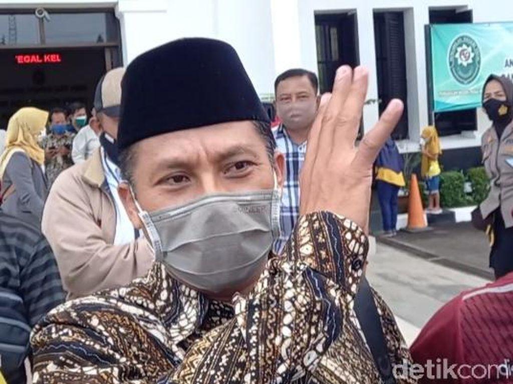 Wakil Ketua DPRD Tegal Emoh Didakwa Kasus Dangdutan Saat Pandemi
