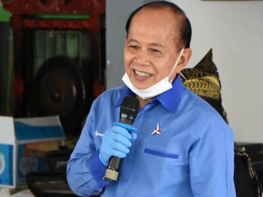 Wakil Ketua MPR Ajak Masyarakat Jaga Persatuan dengan Bersilaturahmi