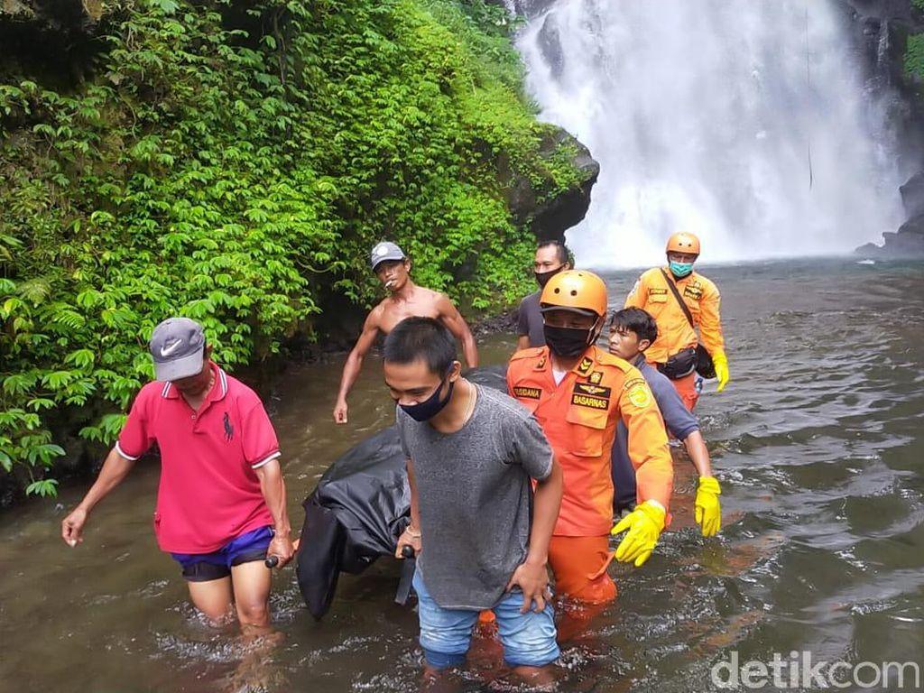 Diduga Depresi, WN Argentina Ditemukan Tewas di Sungai Dalam Hutan Bali