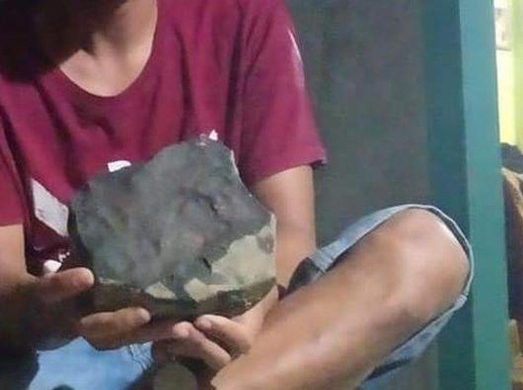 Media Inggris Beritakan Batu Meteor Jatuh di Tapteng Laku Rp 26 M, Benarkah?