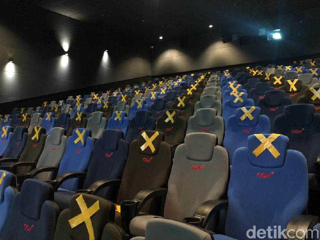 Sudah Tahu Bedanya Aturan Duduk di Bioskop CGV dan XXI Kala Pandemi?