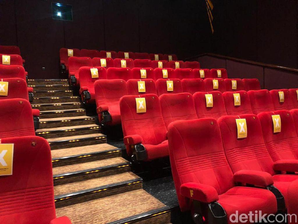 Bioskop Buka, Visinema Tayangkan Film Baru Bulan Depan