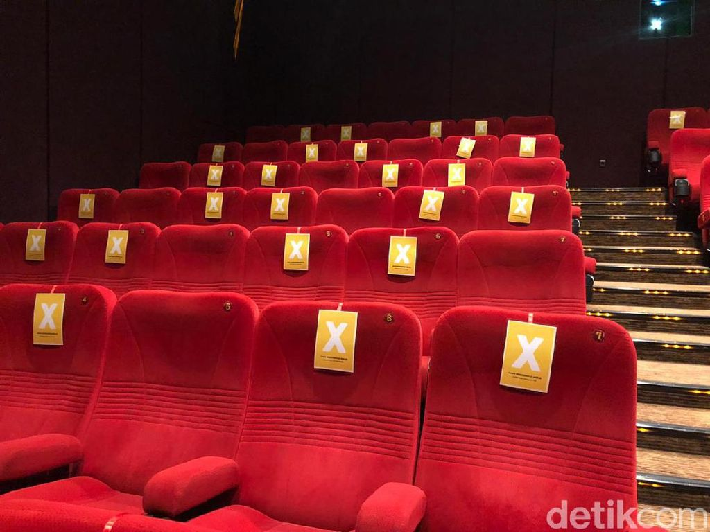 Bioskop di Kota Bogor Diizinkan Dibuka Kembali