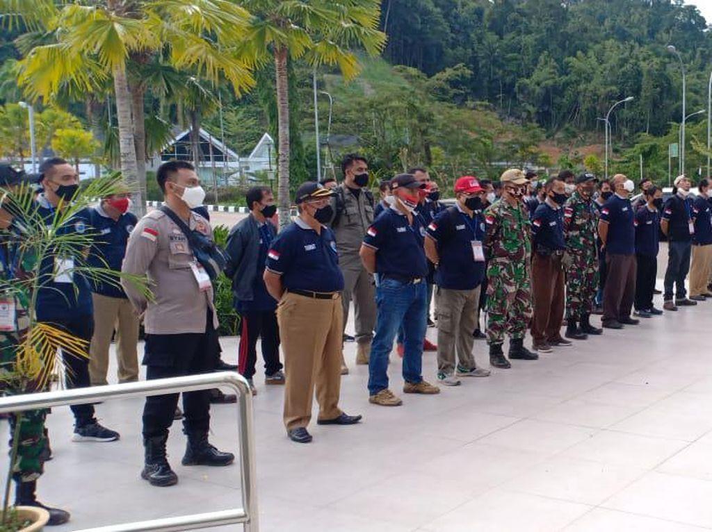 Perkuat Kedaulatan, BNPP Gelar Pemberdayaan Masyarakat Perbatasan