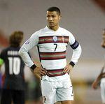 Cristiano Ronaldo Belum Bisa Dekatkan Diri dengan Rekor Ali Daei