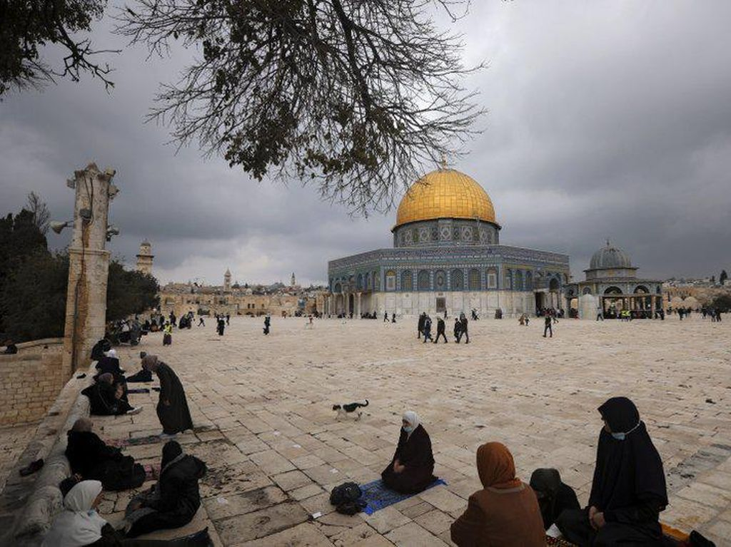 Israel Buka Pariwisata untuk UEA, Hati Palestina Koyak