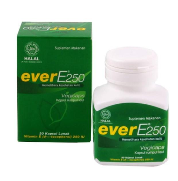 Pilihan Vitamin E Terbaik adalah Ever E/Shopee.co.id