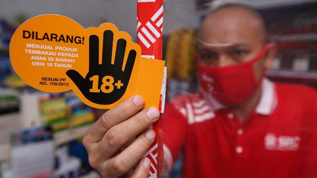 Kampanye Larangan Menjual Rokok pada Anak-anak