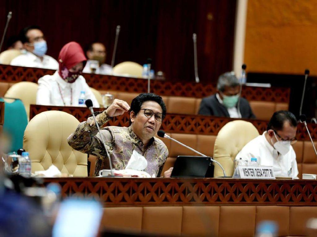 Anggota Komisi V DPR Puji Kemendes PDTT soal Smart Village