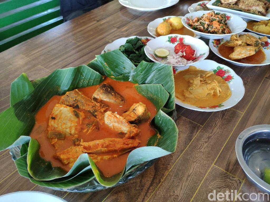 Ini Rekomendasi Kuliner Khas Dekat Bandara Pekanbaru Riau
