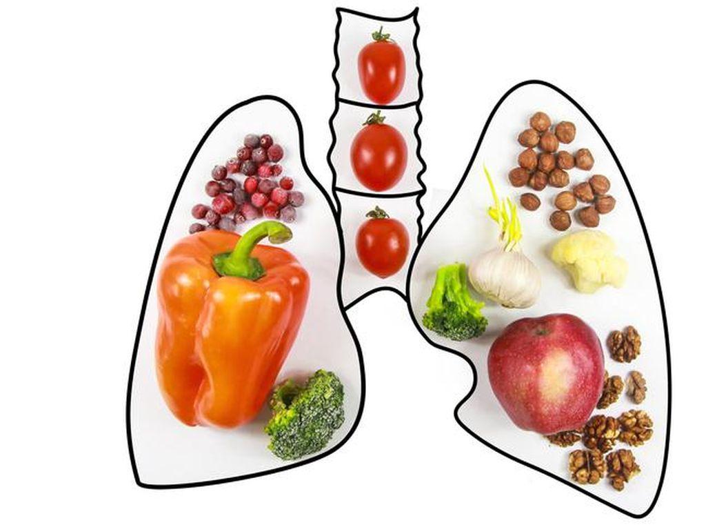 7 Makanan Pembersih Paru-paru yang Enak dan Sehat