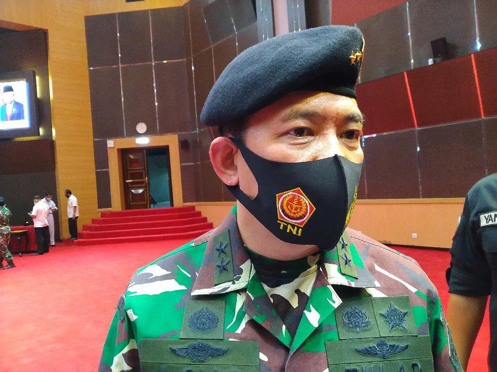 Jokowi Minta Tak Hanya Imbauan, TNI Berharap Tak Kerasi Masyarakat soal Prokes