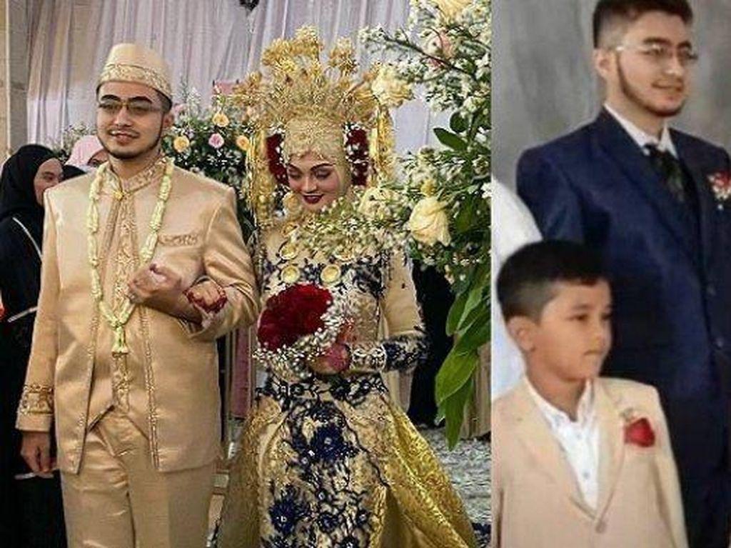 Pernikahan Jadi Kontroversi, Ini Gaya Putri Habib Rizieq Saat Jadi Pengantin