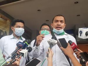 Anak Jokowi Dibawa-bawa Saat FPI Bicara HRS Dipanggil Polisi