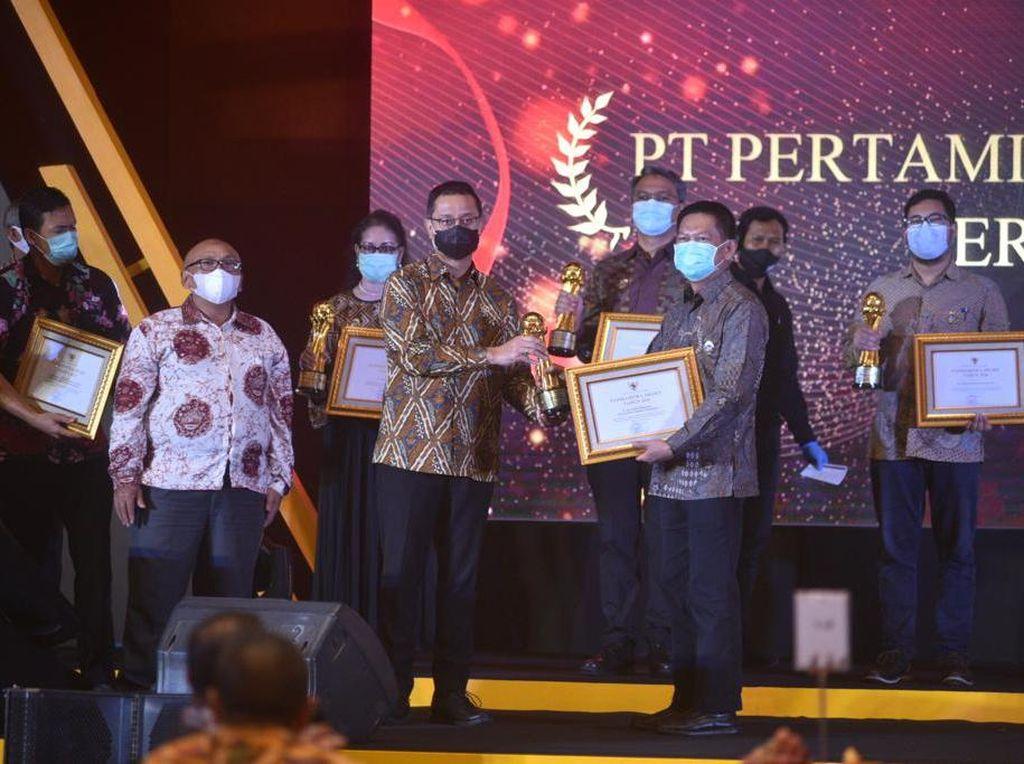 Program Sekolah Anak Percaya Diri Pertamina Sabet Padmamitra Award