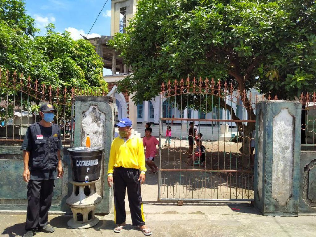 Desa Bilebante Bersiap Rebut Best of The Best Lomba Kampung Sehat NTB