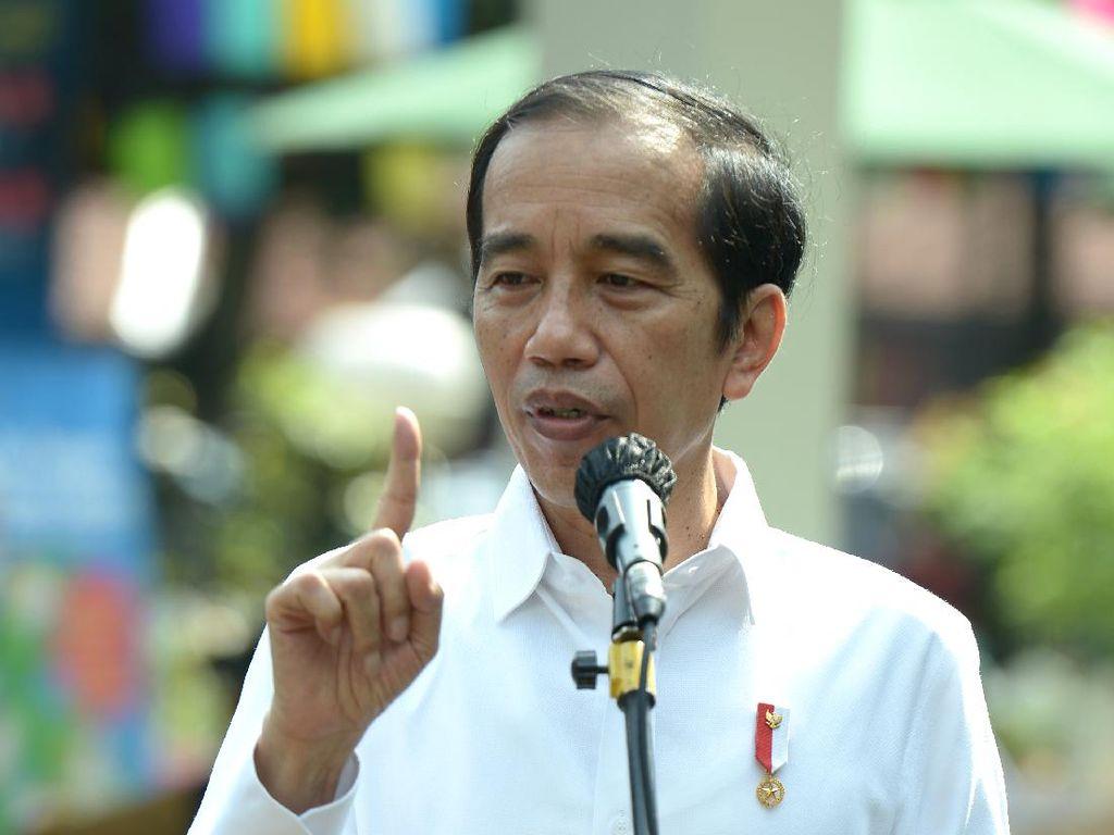 Jokowi Masuk 50 Muslim Berpengaruh 2021, Posisinya Naik ke Peringkat 12