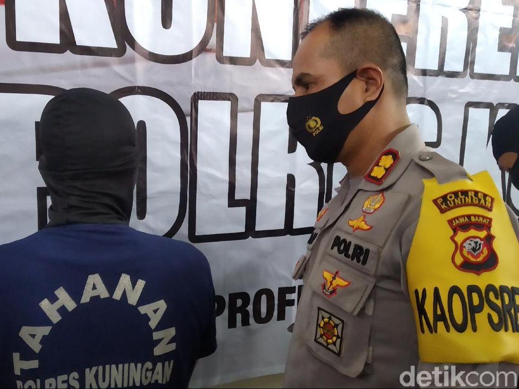 Nyambi Jadi Bandar Togel, Penjual Sop di Kuningan Ditangkap Polisi