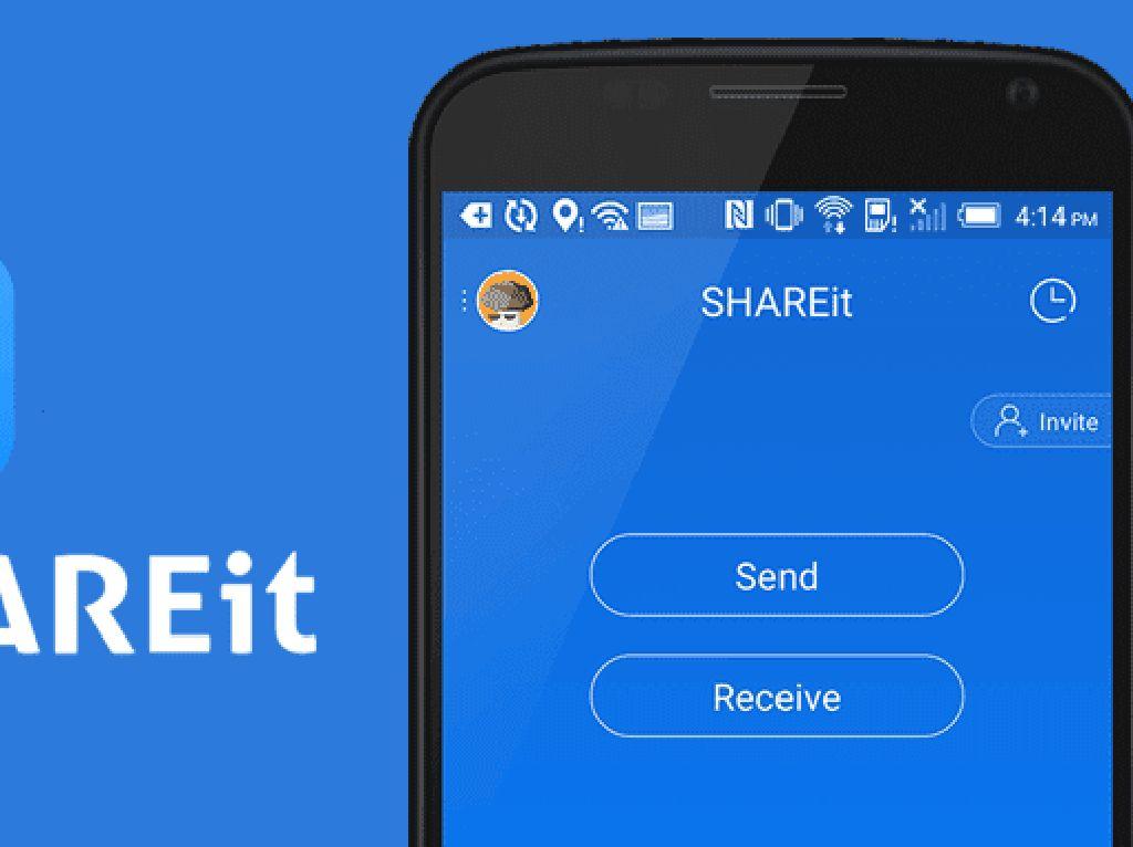 Aplikasi ShareIt Punya Celah Keamanan Berbahaya yang Bisa Dibajak Hacker