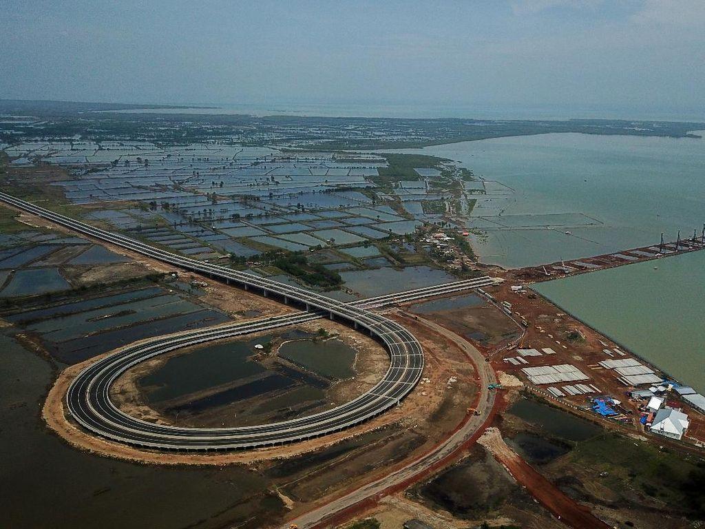 Pelabuhan Patimban Terhubung Tol 2 Tahun Lagi
