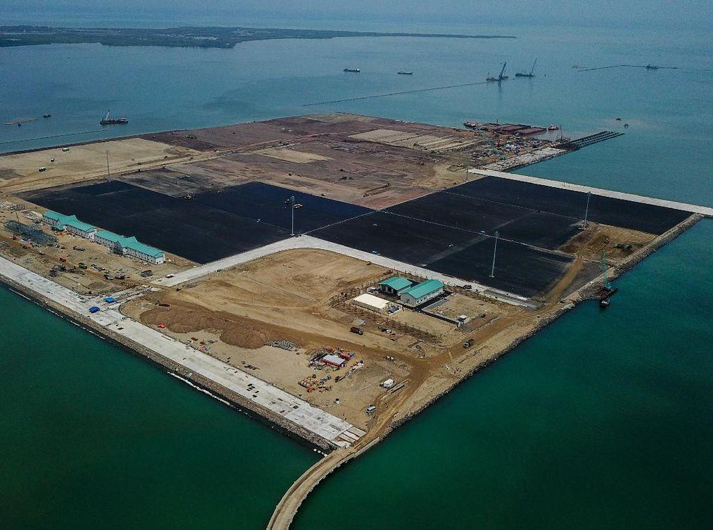 Pelabuhan Patimban Rencananya Dilengkapi Kereta