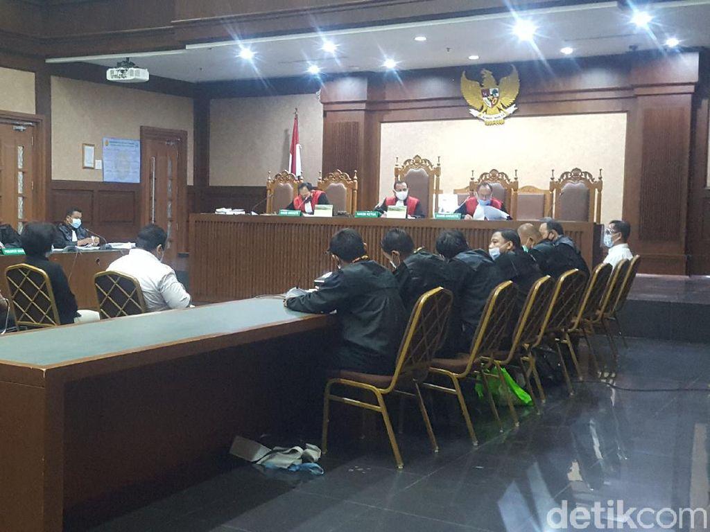 Jaksa Ungkap Perjalanan Pinangki ke Malaysia Bareng Anita-Andi Irfan