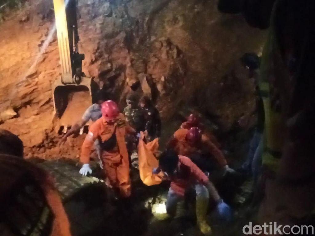 Seorang Warga Korban Longsor Batu di Tulungagung Ditemukan Tewas