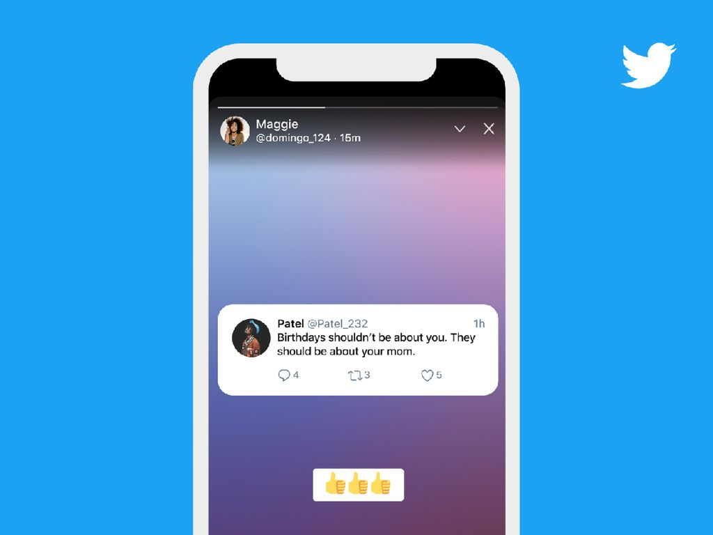 Twitter Luncurkan Fleets, Pesaing Instagram Stories