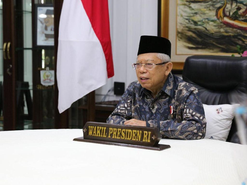 Maruf Amin Tegaskan Program Kartu Prakerja Lanjut ke 2021