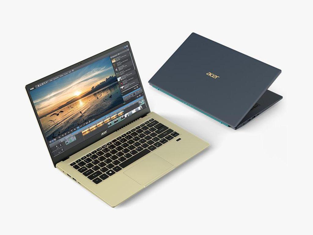 Deretan PC Baru Acer dengan Intel Core Generasi ke-11