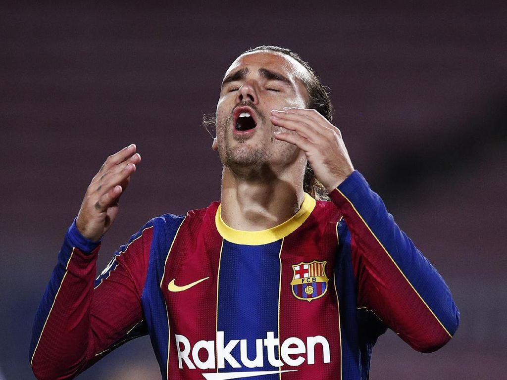 Griezmann adalah Rekrutan yang Harusnya Tak Dilakukan Barcelona