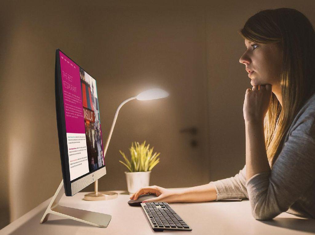 Asus AIO 22, PC All In One untuk Belajar di Rumah