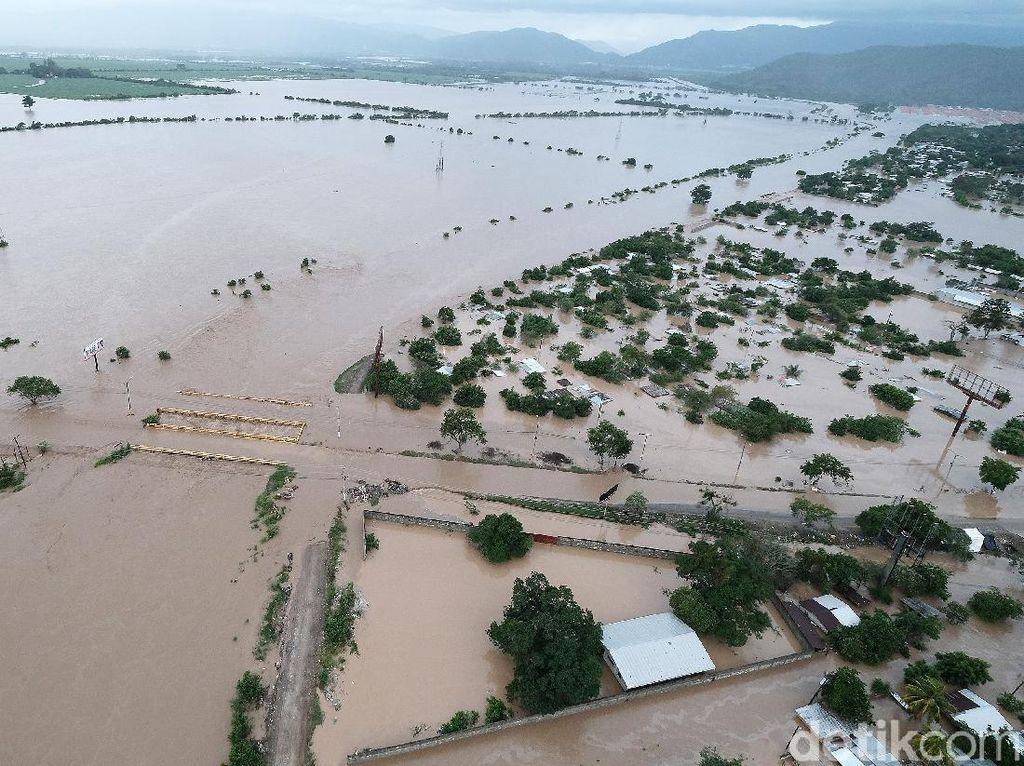 Badai Iota Terjang Honduras