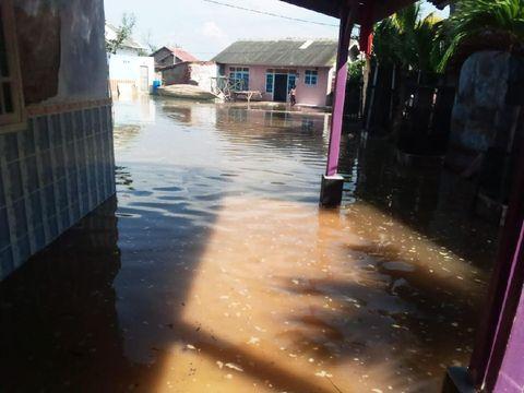 Banjir rob di Kabupaten Bekasi (Dok Istimewa)
