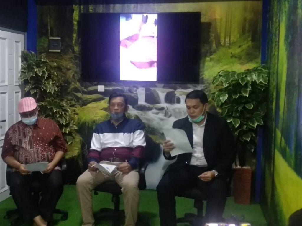 HRS Center Klaim Habib Rizieq-Anies Tak Bisa Dikenai Pidana