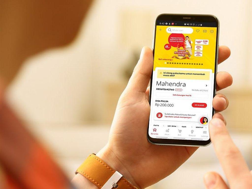 Terbatas, Paket Kuota Data 5GB Indosat Hanya Rp 1
