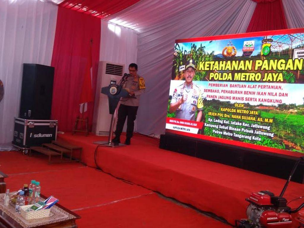 Irjen Nana Sudjana Pamit dari Polda Metro: Mutasi Itu Biasa