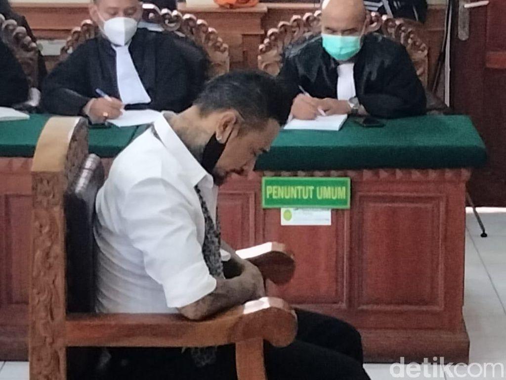 Jerinx Divonis1 Tahun 2 Bulan Penjara!