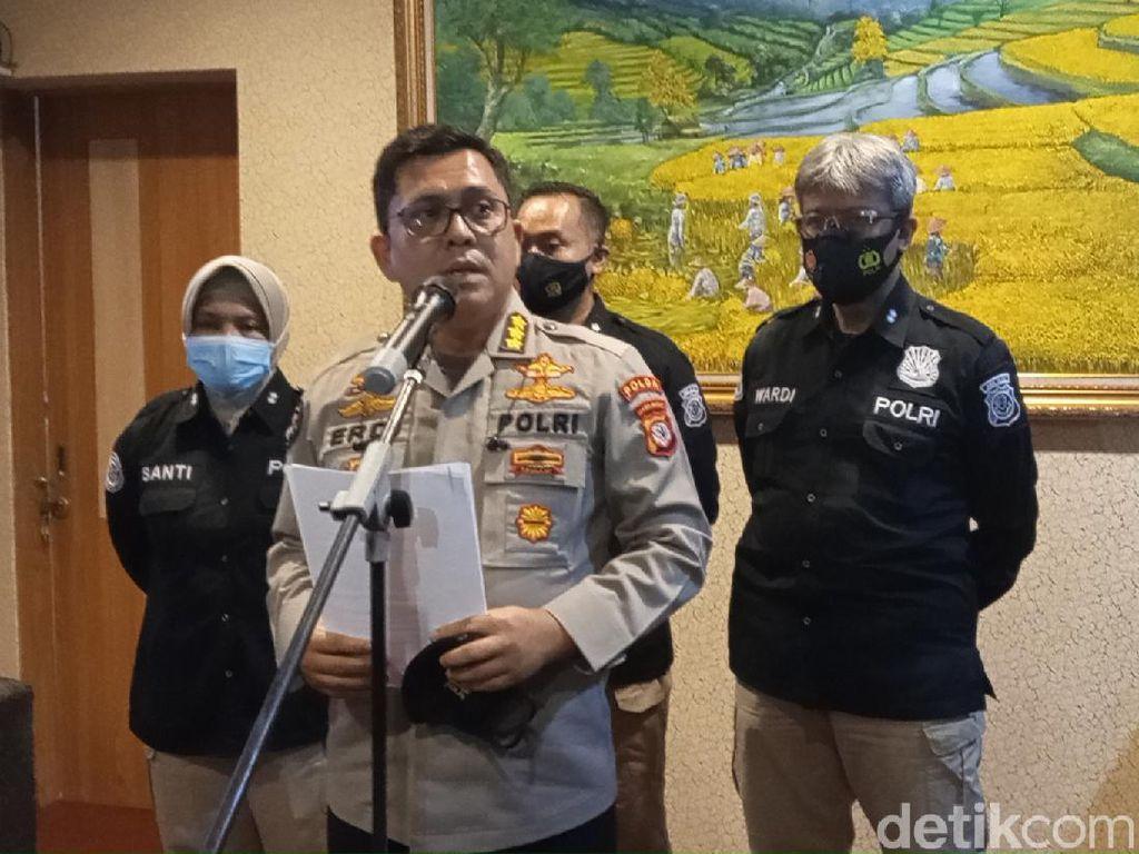 Polda Jabar Pelajari Laporan Puspomad soal Pencatutan Identitas TNI AD