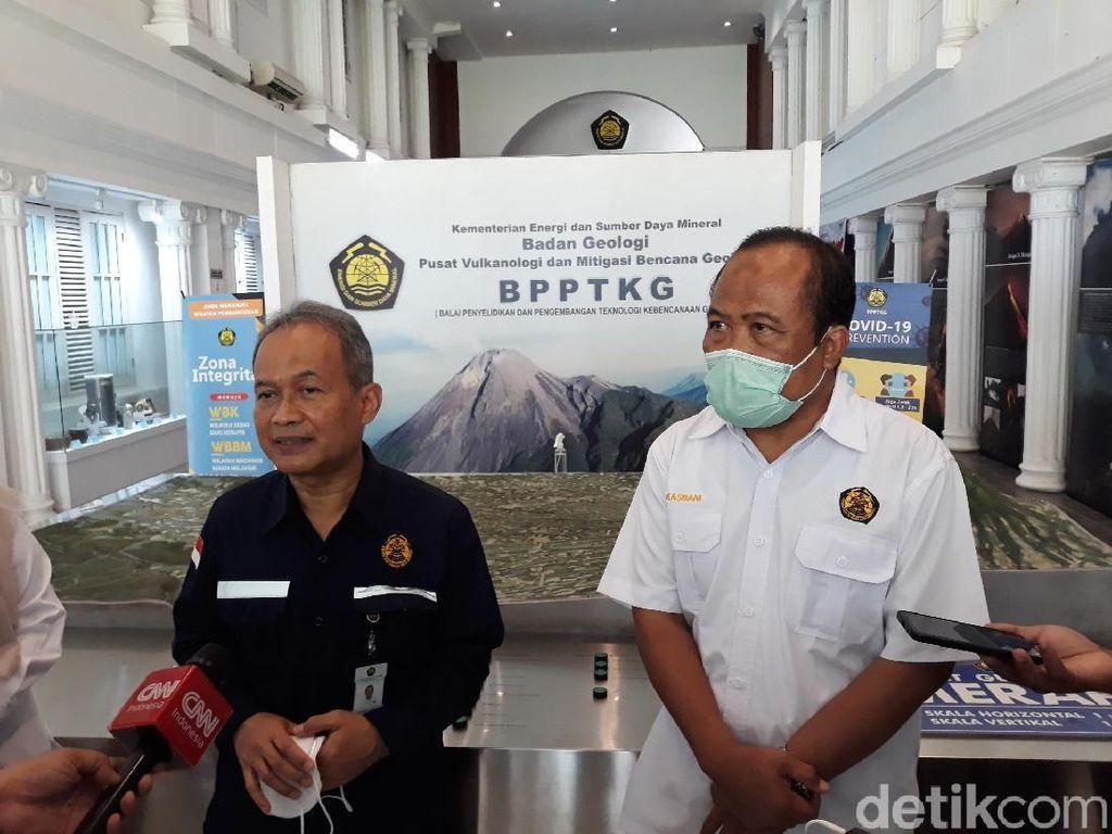 Gunung Merapi Dimonitor Alat Paling Komplit, Warga Diminta Tenang