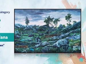 Isolated Garden Bawa Prabu Perdana Juarai Kompetisi Seni Lukis Tahunan