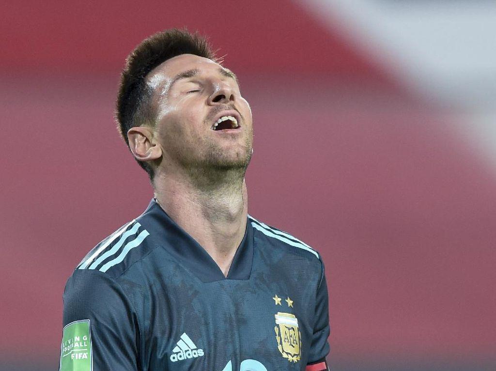 Lionel Messi Ngamuk-ngamuk di Bandara Barcelona