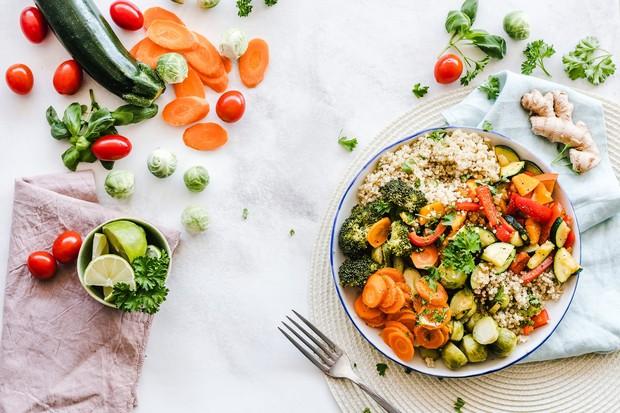 Buah dan sayur yang dikonsumsi pada diet GM harus diatur