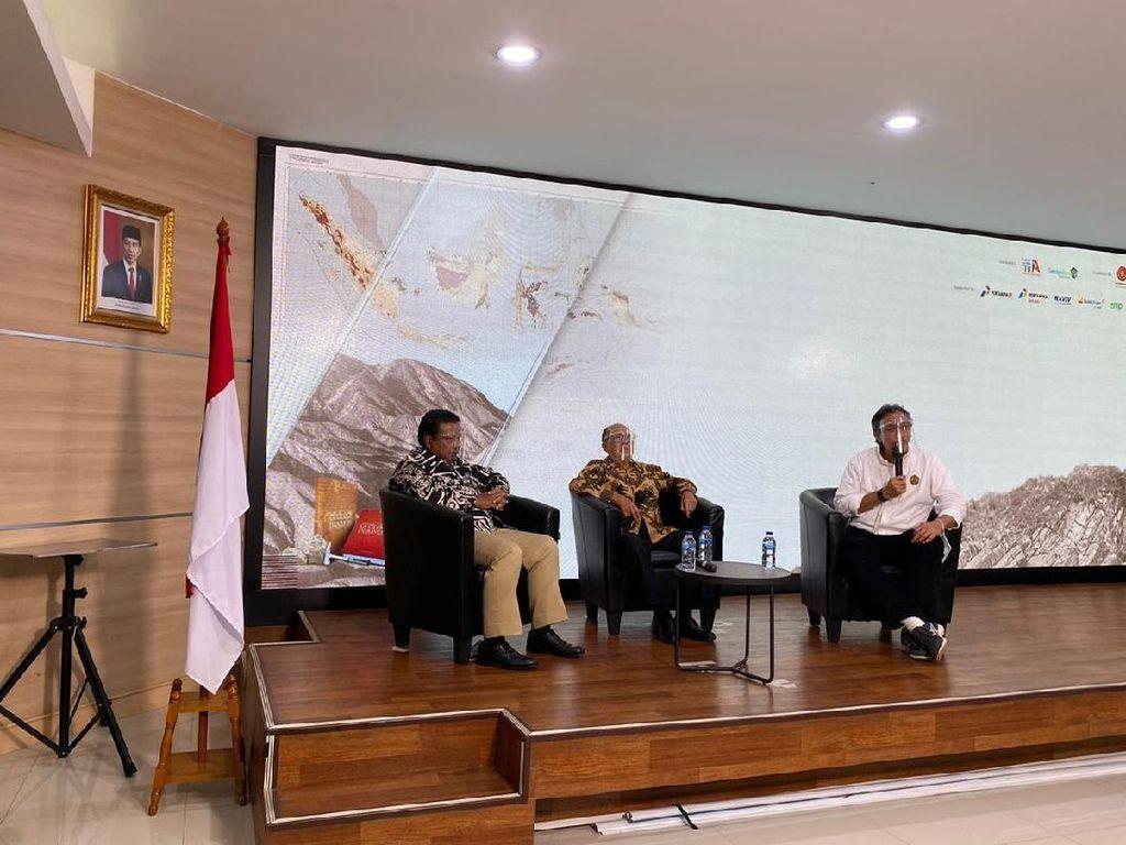 Kementerian ESDM Apresiasi Buku Geologi Karya Koesoemadinata