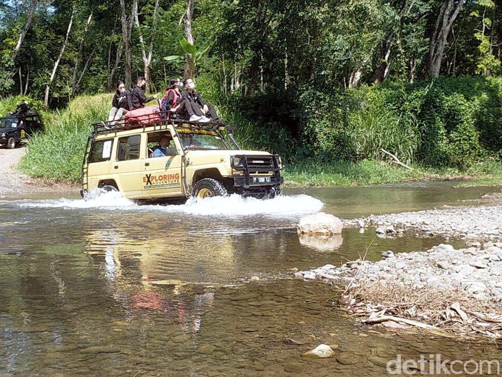 Wisata Eco Adventure di Taman Nasional Meru Betiri, Seru Banget!